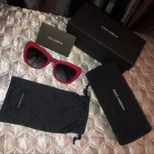 Authentic Dolce and Gabbana Sunglasses
